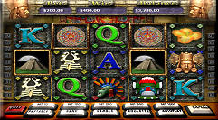 Aztec Invaders Slots / Pokies Screenshot