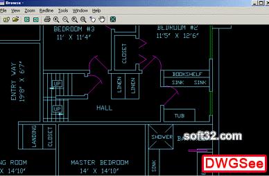 DWGSee 2006 Screenshot 2