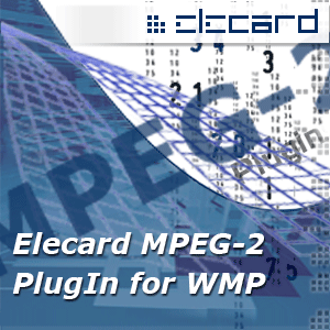 Elecard MPEG-2 PlugIn for WMP Screenshot