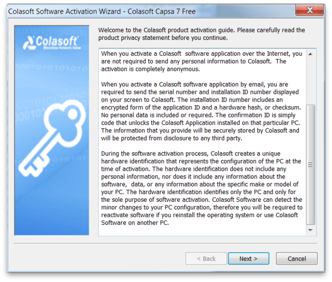 Colasoft Capsa Professional Screenshot 5
