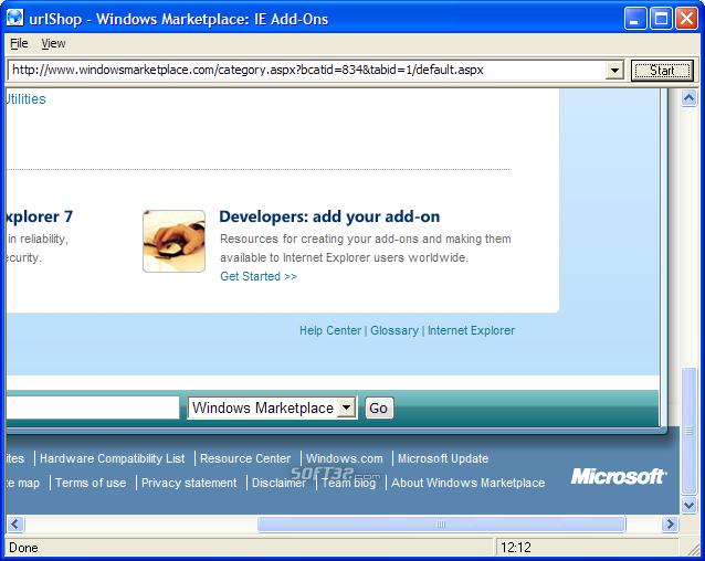 urlShop Screenshot 4