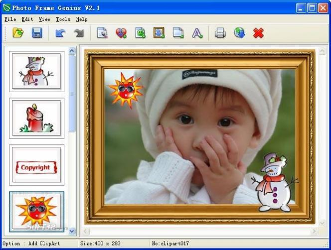Photo Frame Genius Screenshot 3