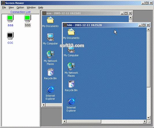 ScreenViewer Screenshot 3