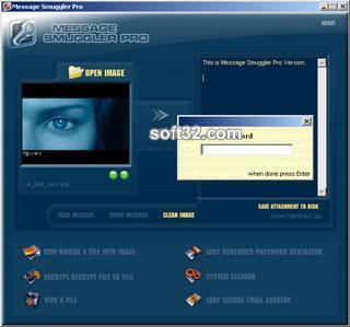 Message Smuggler Pro Screenshot