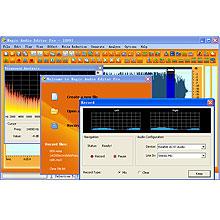 Magic Audio Editor pro Screenshot