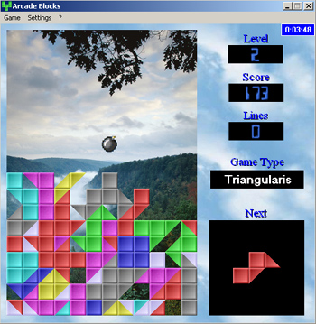 Arcade Blocks Screenshot