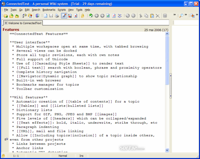 ConnectedText Screenshot 4