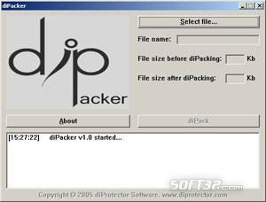 diPacker Screenshot 3