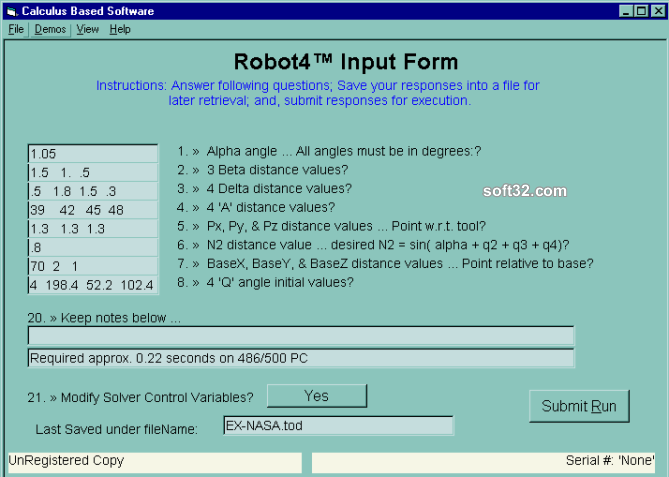 Robot4 Screenshot 2