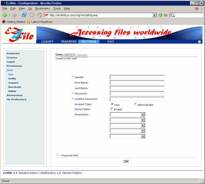 Ez4file (Personal Edition) Screenshot 2