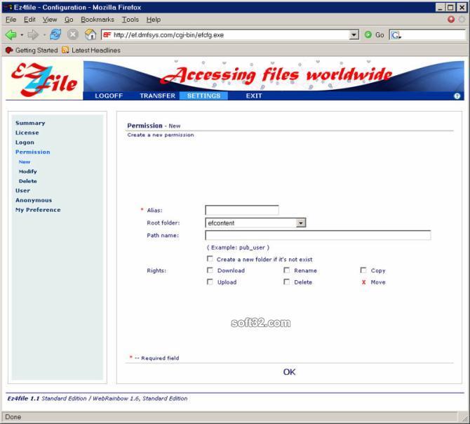 Ez4file (Personal Edition) Screenshot 3