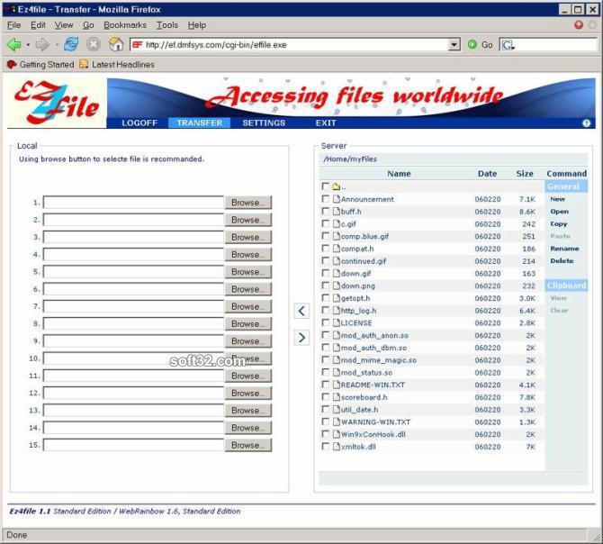 Ez4file (Personal Edition) Screenshot 7