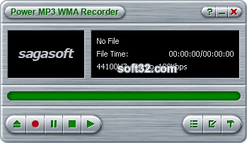 !1 Power MP3 WMA Recorder Screenshot 2