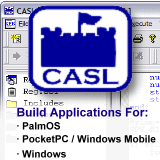 CASL Screenshot