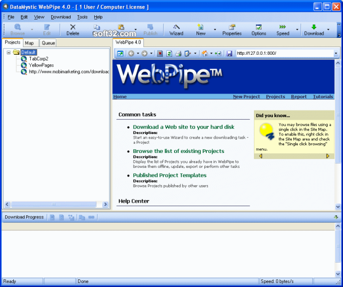 WebPipe Screenshot 3