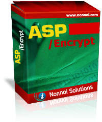 ASP/Encrypt Screenshot