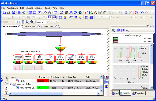 Net-Probe Screenshot