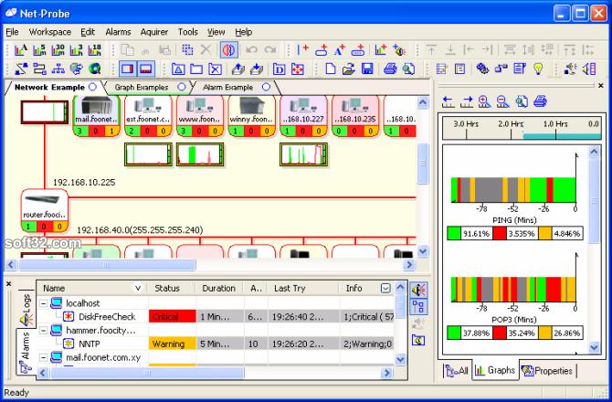 Net-Probe Screenshot 2