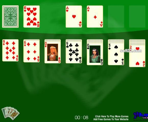 Solitaire Online Screenshot 3