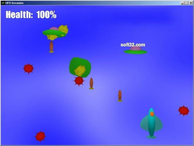 UFO Invasion Screenshot