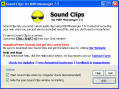 Sound Clips for MSN Messenger 2
