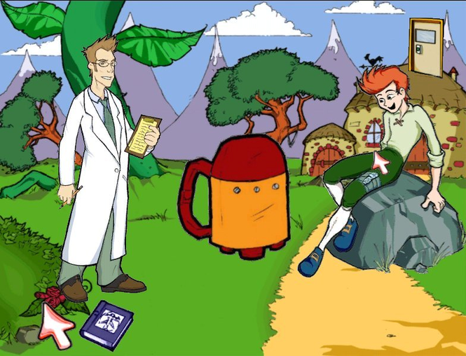 Jr. Scientist Screenshot 1