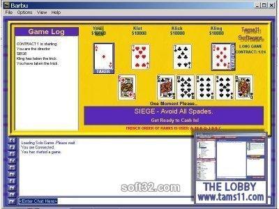 Tams11 Barbu Screenshot 2