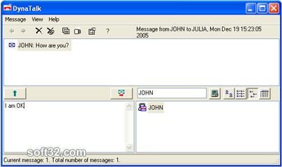 DynaTalk Screenshot 3