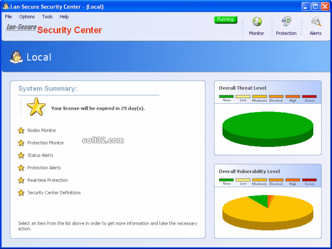 Security Center Lite Screenshot 3
