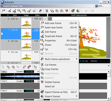 Artoonix Screenshot