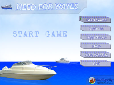 Need For Waves Screenshot