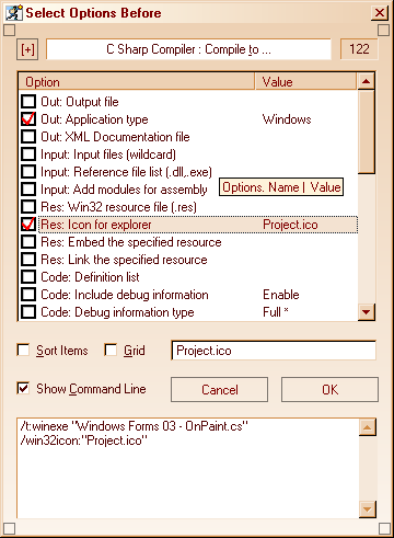 Compile Plus Screenshot