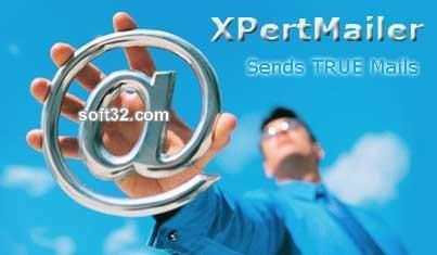 XPertMailer Version 4 Screenshot 2