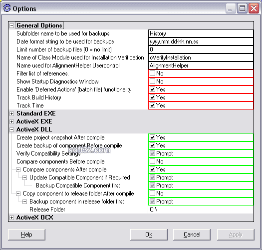 ComGuard Screenshot