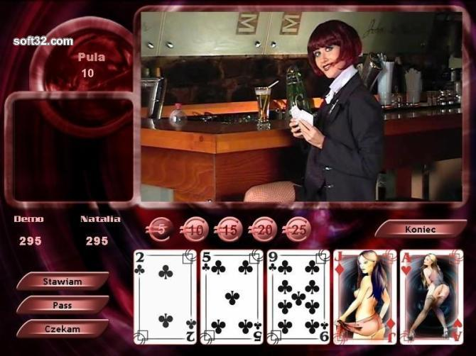 Strip Poker Exclusive Screenshot