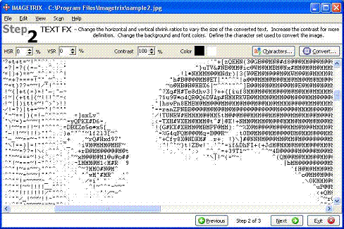 Imagetrix Screenshot