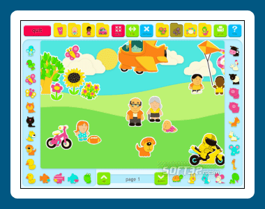 Sticker Book Screenshot 3
