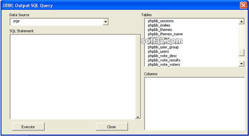 Select to Excel Screenshot 1
