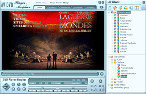 AV DVD Player Morpher Screenshot