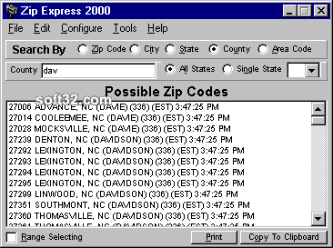Zip Express Screenshot 3