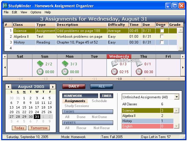 StudyMinder Lite Screenshot 3