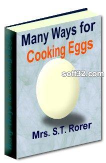 Many Ways To Cook Eggs Screenshot