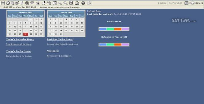 Relata Enterprise Screenshot 2