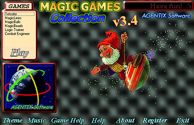 Magic Games Screenshot