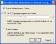 HiddenSave for Outlook 2