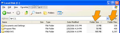 FolderInfo Extension for Windows Explorer Screenshot 2