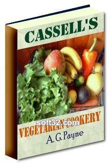 Vegetarian Cookery Screenshot 1