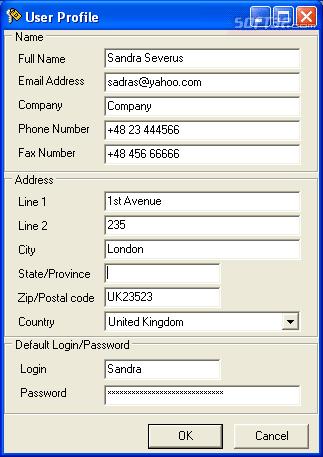 Dekart Password Carrier Screenshot 2