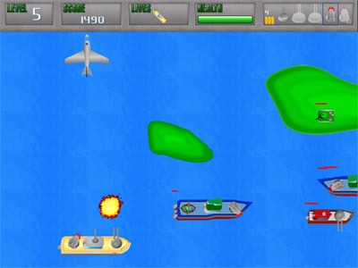 Sea Guard Screenshot