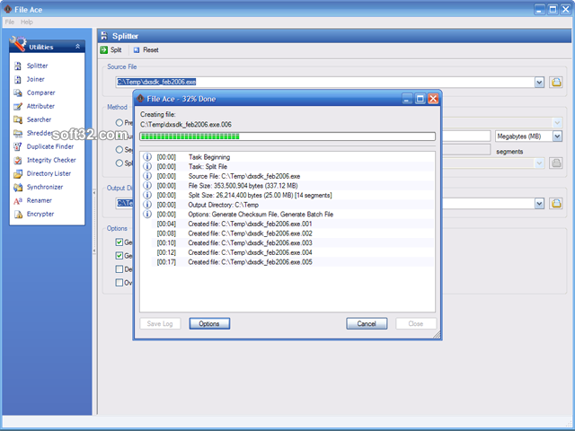 File Ace Screenshot 2